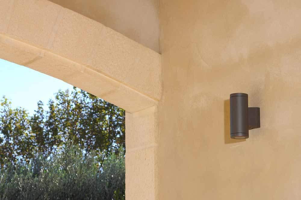 Revêtement de cintre modèle Camargue, teinte ocré, réalisation dans le Gard