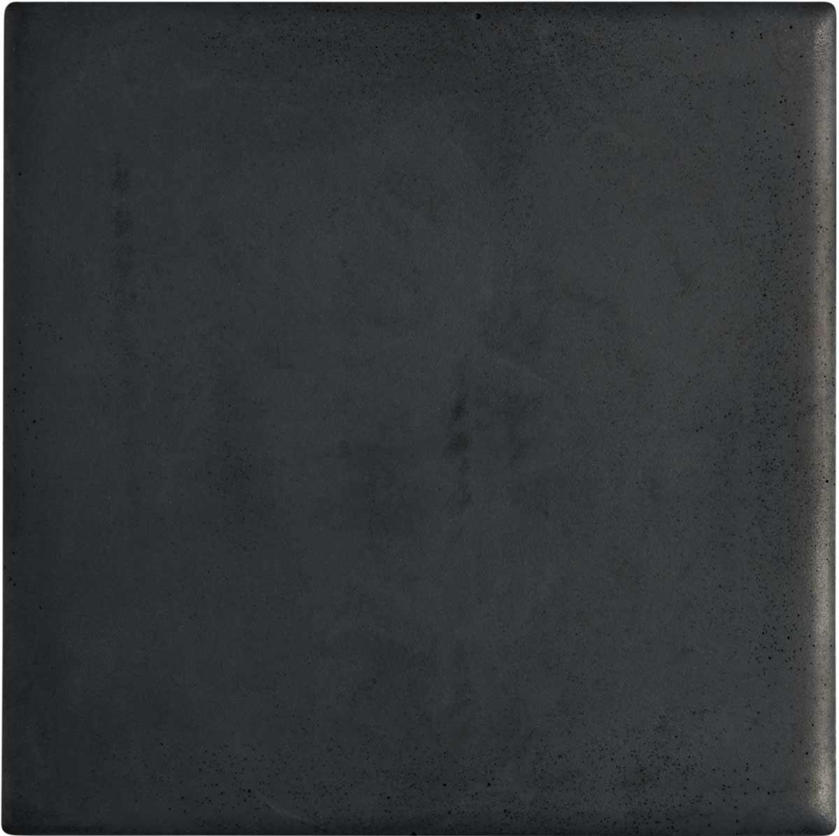 carrelage en béton noir Rouviere Collection