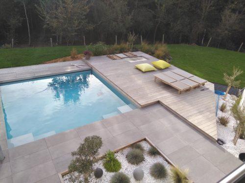 d coration ext rieure plages de piscine harmonieuses. Black Bedroom Furniture Sets. Home Design Ideas