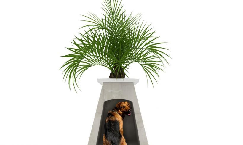 Mobilier Loft-dog Modèle Kheops