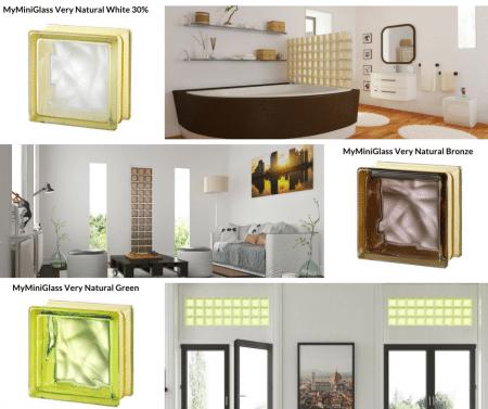 brique-verre-jaune-pavé