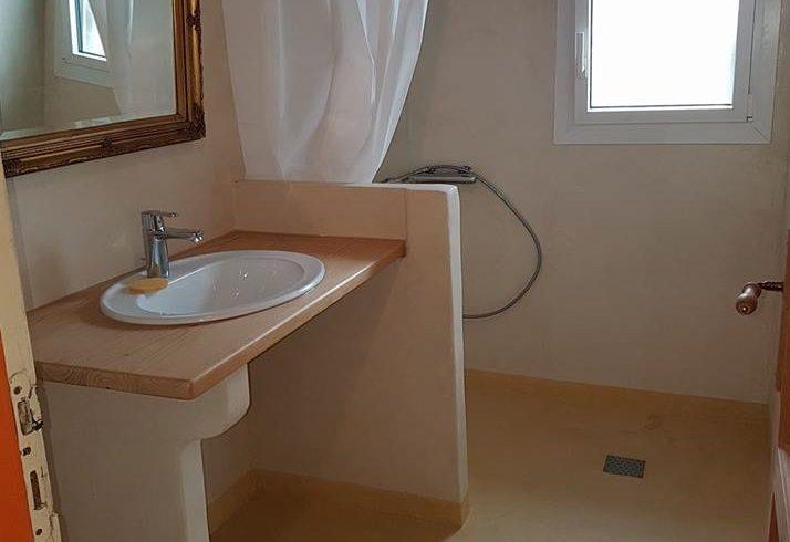 Rénovation d'une salle de bains pour personne à mobilité réduite